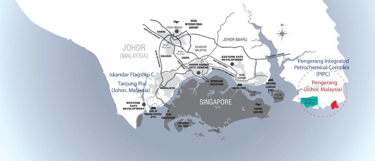pengerang-highlighted-map